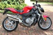 MV Agusta Brutale 910S is in excellent condition and completely stock