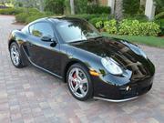 Porsche Cayman Porsche Cayman 2dr Coupe S
