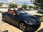 Lexus Is 250 Lexus IS C Convertible 2-Door