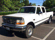 1997 Ford F-350XLT 40500 miles